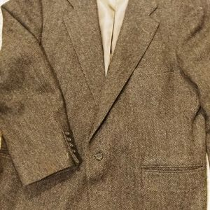 Vintage C&R Clothiers Wool Tweed Sport Coat Blazer